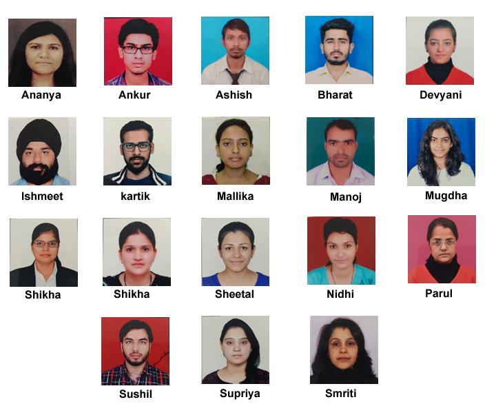 Judiciary 2018 Results of Juris Academy